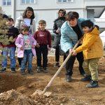 Özel Çocuklar, Yeşilyurt Belediyesinin Ağaçlandırma Çalışmalarına Destek Verdi