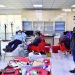 Yeşilyurt Belediyesi Personellerinden Kan Bağışı Kampanyasına Tam Destek
