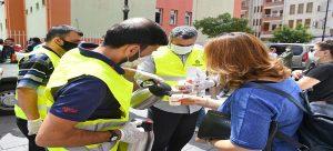 Büyükşehir'den LGS Giren Öğrencilerin Velilerine İkramlar