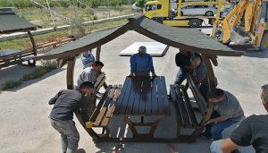 Darende Balaban Mahallesi Şeyh Pınarı Mesire Alanının Eksikleri Giderildi