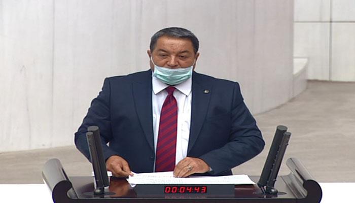 Fendoğlu Malatya'nın Sorunlarını Meclise Taşımaya Devam Ediyor (Video)