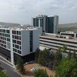 Türkiye'nin en büyük Onkoloji Hastanesi Hizmette!