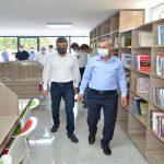 Kitap Kafe Çavuşoğlu Mahallesinde Hayata Geçti