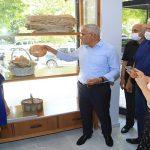 Battalgazi'nin Kalbi Kadın Kooperatifi Kafe Market Açılışa Hazır