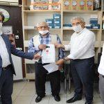 Battalgazi Belediyesi ve Kızılay İhtiyaç Sahiplerini Unutmuyor