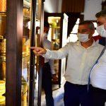 Vali Aydın Baruş, Tarihi Konakların Restorasyonu Ve Dönüşüm Projelerini İnceledi