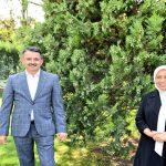 Milletvekili Çalık'tan Bakan Pakdemirli'ye Teşekkür Ziyareti