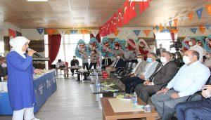 AK Parti Doğanyol ve Pütürge 7. Olağan Kongresi Gerçekleştirildi
