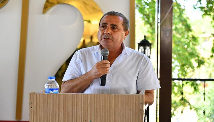 Yeşilyurt Belediyespor Kulüp Başkanlığına Muzaffer Çelik Seçildi
