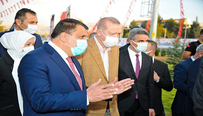 Gürkan,Malatya'da Hizmetler Ayağa Kalktı
