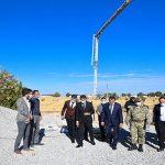 Altay Kışlası'na Sosyal Tesis