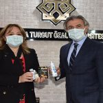 Kültür ve Turizm Bakan Yardımcısı Demircan'dan MTÜ'ye ziyaret