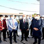 Başkan Gürkan Malatya Lisesi Öğrencileriyle Buluştu Sizler Bizim Geleceğimizsiniz