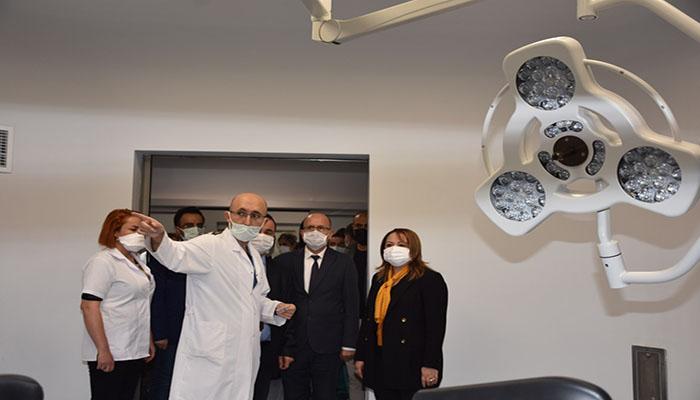 MTÜ Tıp Fakültesi Tüp Bebek Merkezi Hizmete Girdi