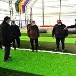 Sosyal Tesisler ve Halı Sahamız, Yeşiltepe'nin Sosyal Hayatına Renklilik Getirecek