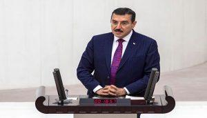 Ak Parti Malatya Milletvekili  MYK  Üyesi Tüfenkci  TBMM'de Bütçe  Görüşmesinde Söz Aldı