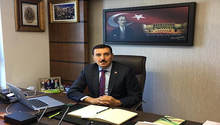 """Tüfenkci: """"Anadolu İrfanı Hak Ettiğiniz Cevabı Size Verecek"""""""