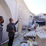 Başkan Kılınç, Restorasyon Çalışmalarını Yerinde İnceledi