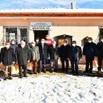Başkan Çınar, Muhtarlarla İstişare Toplantısında Bir Araya Geldi