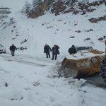 Yeşilyurt Belediyesi, Kar Yağışına Yönelik Bütün Tedbirleri Aldı