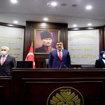 Büyükşehir meclisi, 2021 yılının ilk toplantısını yaptı