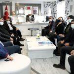 İnternet Medyasından, Başkan Kılınç'a Ziyaret
