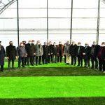 Güçlü ve Modern Yatırımlarla Yeşiltepe'nin Cazibesini Artırıyoruz