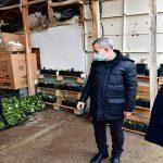 Yeşilyurt Belediyesi Yeşil Gıda Seracılık Alanı, 2021 Yılında Da Çiftçilerin Yüzünü Güldürecek