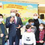 Battalgazi Belediyesi'nden Kırsaldaki Çocuklara Özel Program