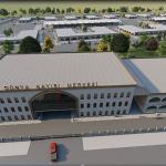Büyükşehir Yeni Şire Pazarı Projesini Hazırladı