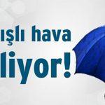 Malatya Çevresine Yağışlı Hava Geliyor