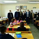 Yeşilyurt'ta Okullar, 2020-2021 Eğitim- Eğitim Dönemi Kapsamında Yüz Yüze Eğitime Başladı