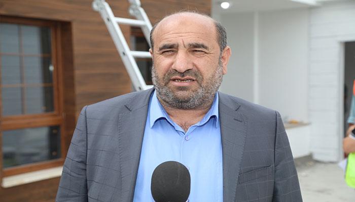 Başkan Kahveci, Nisan Sonunda Hak Sahiplerine Teslim Edilecek