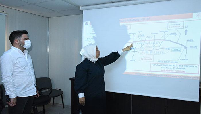 Doğu Anadolu'nun En Büyük Çevreyolu Projesi Malatya'da Yapılıyor