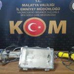 Malatya'da Kaçak Kazıda 5 Gözaltı