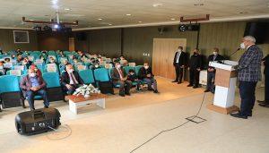 Başkan Güder, Bilgi Yarışmasının Ödül Törenine Katıldı