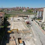 Yeşilyurt Belediyesi, İnönü Mahallesine Dev Bir Spor Kompleksi Kuruyor