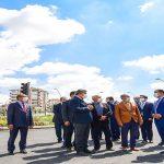 Malatya'yı Huzur Kenti Yapma Noktasında Emin Adımlarla İlerliyoruz