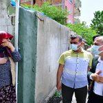 Başkan Çınar ' Çat-Kapı' Ziyaretleriyle Vatandaşların Evine Misafir Oluyor, Taleplerini Dinliyor
