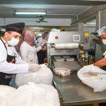 Belsos 4 Bin Kişiye Sıcak Yemek Dağıtıyor