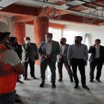 Tüfenkci: Yeni SGK binası 2021 Sonunda Hazır Hale Gelecek