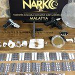 Malatya'da Uyuşturucu Satıcılarına Operasyon 6 Gözaltı