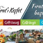 FKA'dan Fırat Turu Projesi Başlıyor