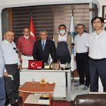 Gazeteciler Cemiyeti Türkocağı'nı Ziyaret Etti