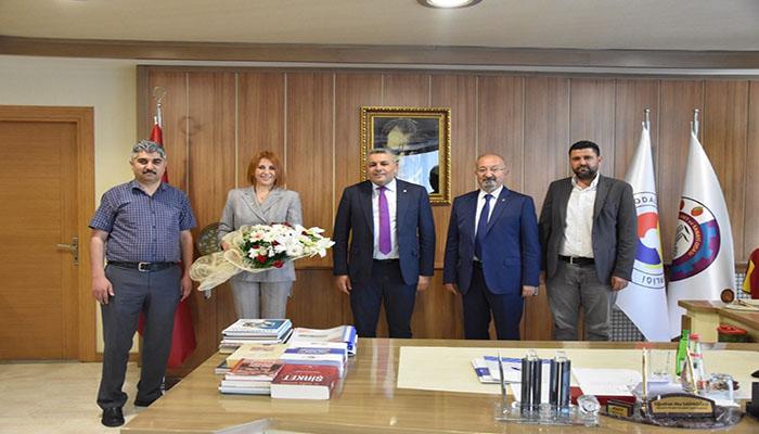 Sadıkoğlu: Malatya'daki Sigortalılık Oranı Yüzde 38'den 51'ye Yükseldi
