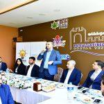 Ak Parti Gençlik Kolları Genel Başkanı Eyyüp Kadir İnan Gençlerle Bir Araya Geldi