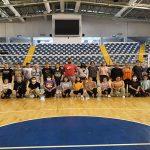 Yaz Okulları Voleybol Antrenmanlarına Büyük İlgi