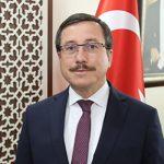 Rektör Prof. Dr. Ahmet Kızılay'dan Kurban Bayramı Tebrik Mesajı