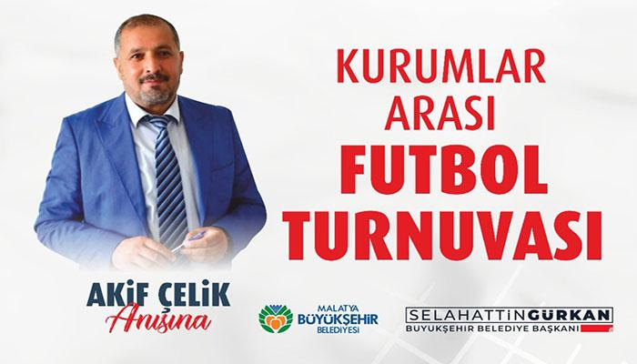 Malatya Büyükşehir Belediyesi, Kurumlar Arası Voleybol ve Futbol Turnuvası Düzenliyor