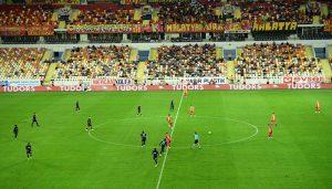 Yeni Malatyaspor – Trabzonspor maç sonucu: 1-5